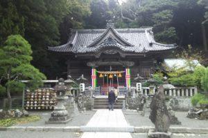 伊古奈比咩命神社