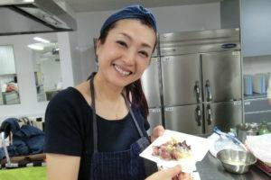 沢樹舞の料理教室